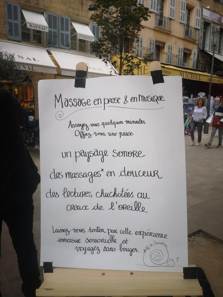 Massages en prose et en musique - Journée Mondiale du Refus de la Misère