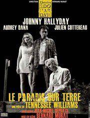 LE PARADIS SUR TERRE : JOHNNY ACTEUR DE THEÂTRE