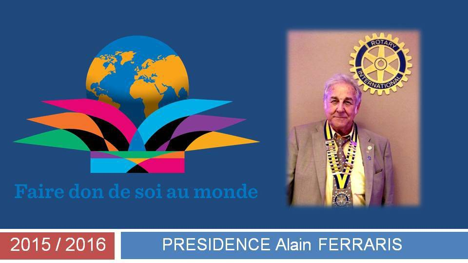 PRESIDENCE 2015 / 2016