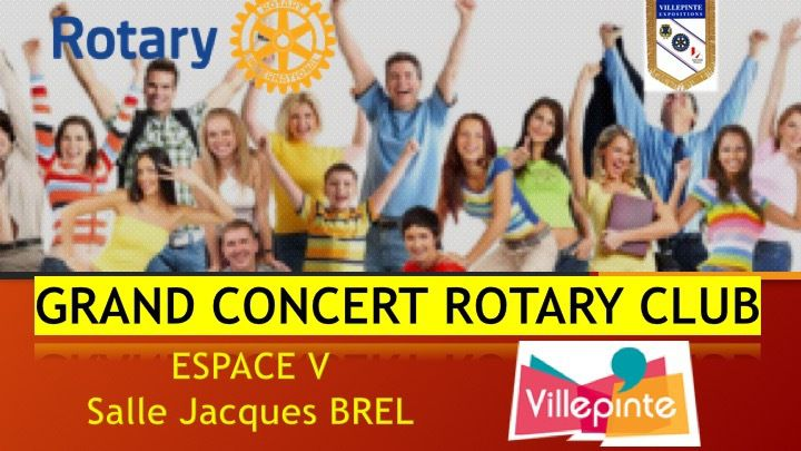 SPECTACLE CONCERT des ROTARY CLUB