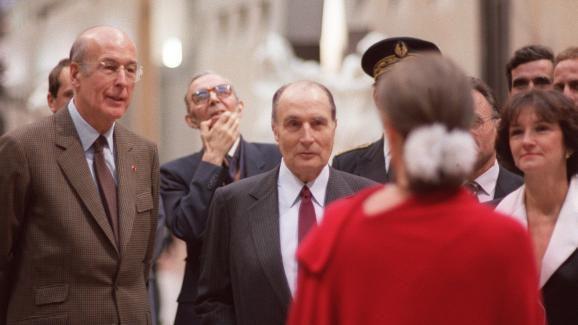 - Inauguration du Musée d'Orsay, 1er décembre 1986 -