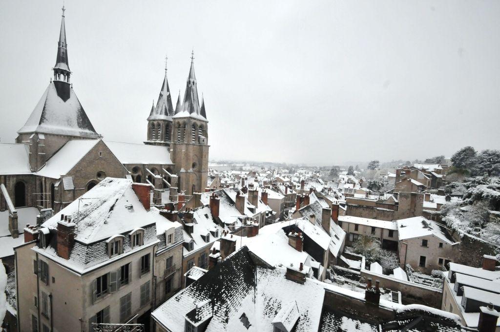 - Blois quartier du Foix église Saint-Nicolas -