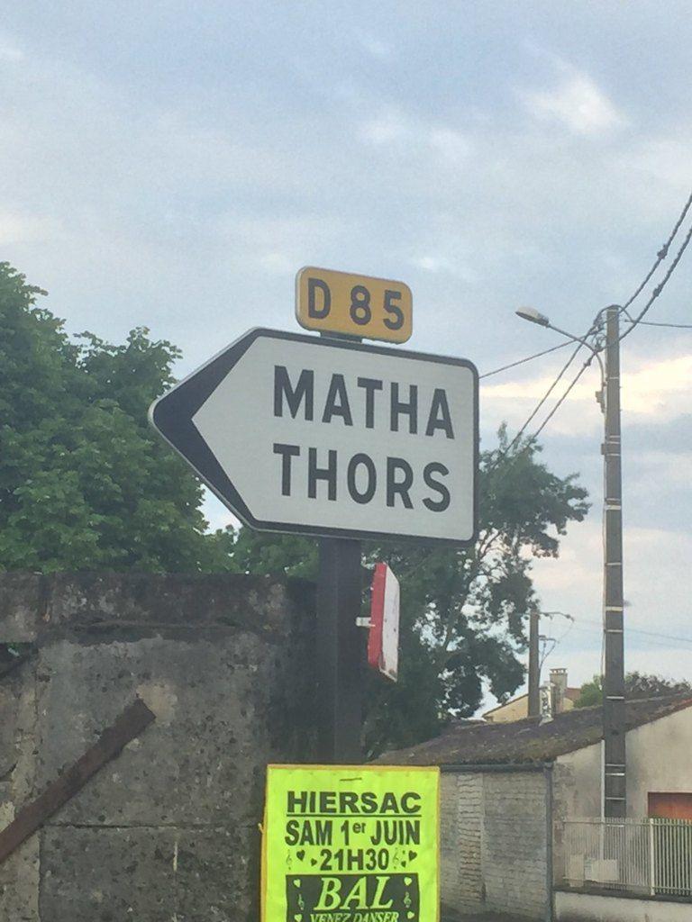- Pas facile mais on peut finir par y arriver - (Charente-Maritime). Photo : F.D.