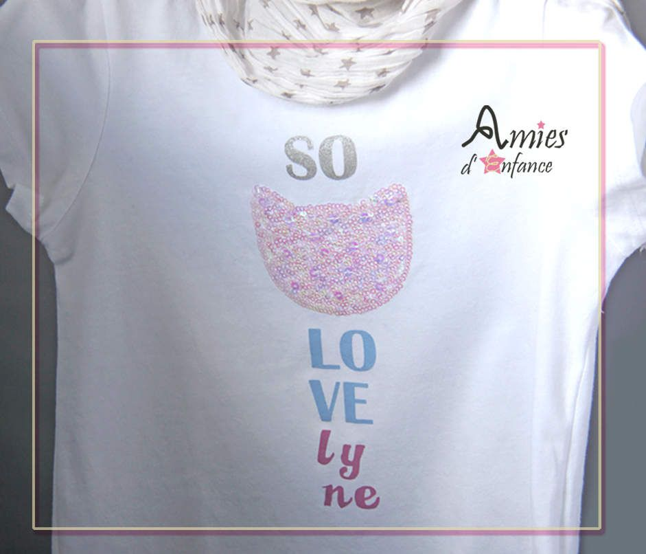 t-shirt personnalise