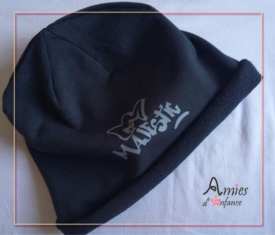 Bonnet 100% coton - 17€