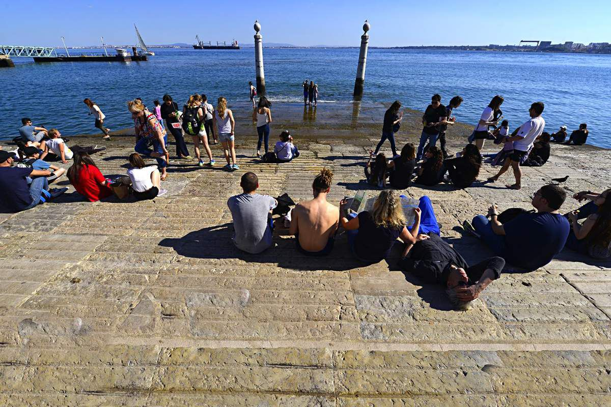 Lisbonne la ville blanche