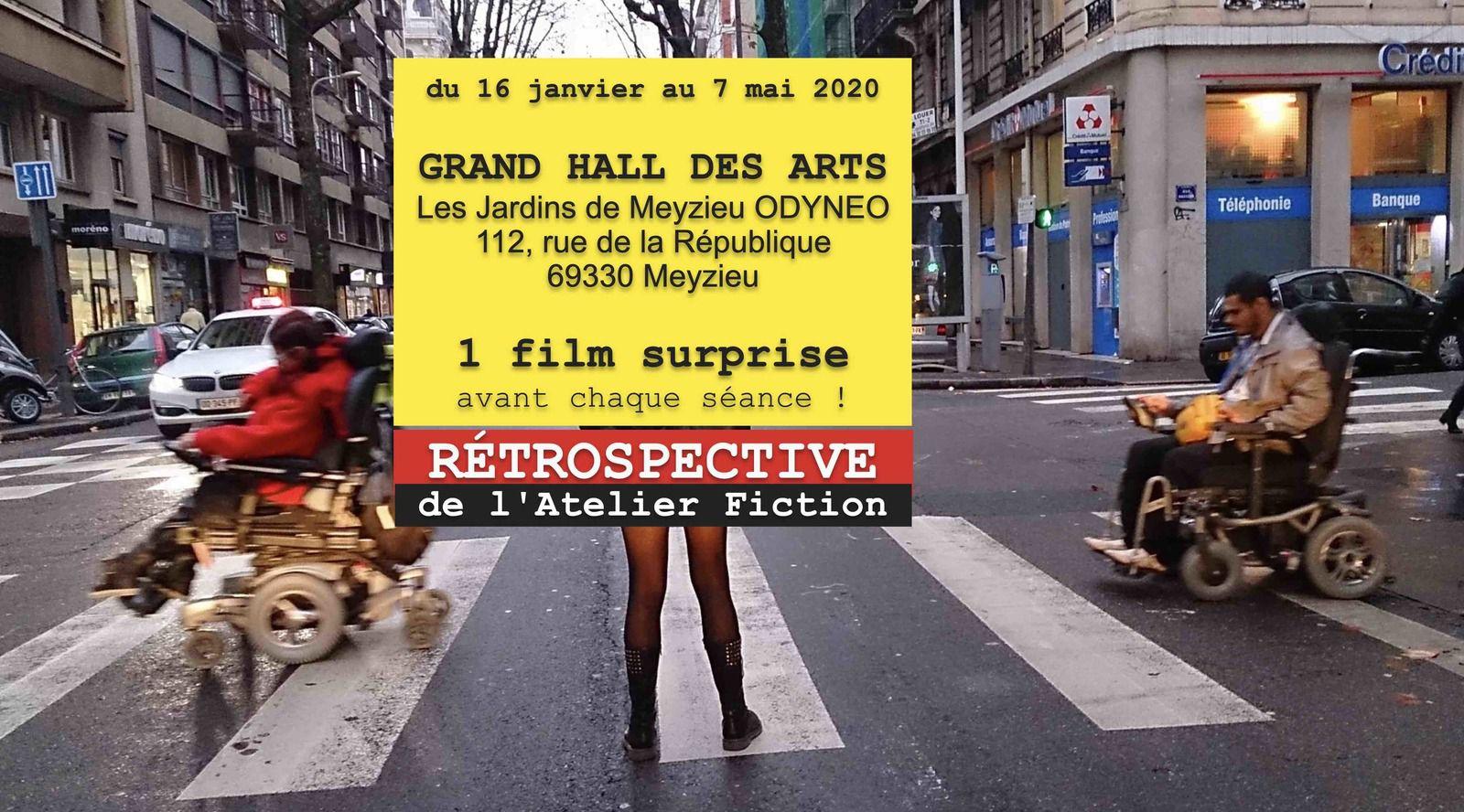 Rétrospective des films de l'Atelier Fiction !