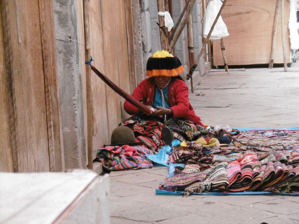 Pérou : Cusco et la vallée sacrée