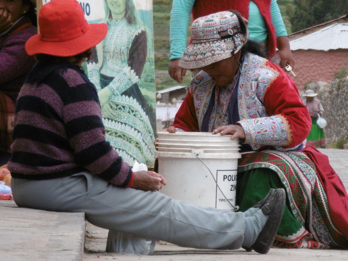 lac Titicaca - Arequipa