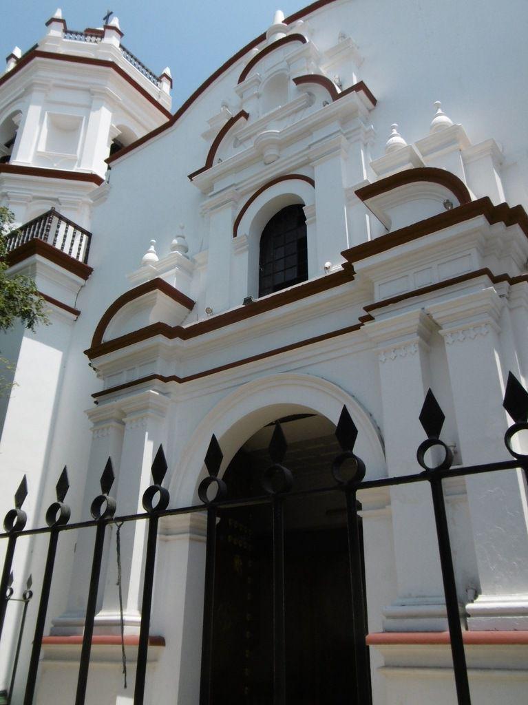 De Trujillo à Chiclayo