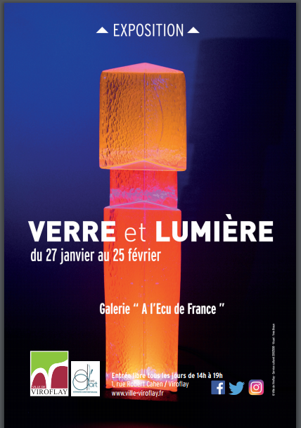 Expositions récentes