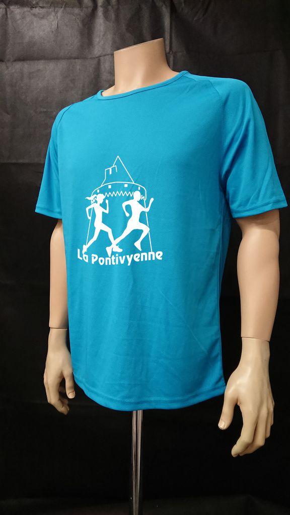 Nouveau t-shirt La Pontivyenne 2019