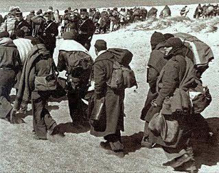 La Retirada (janvier 1939)