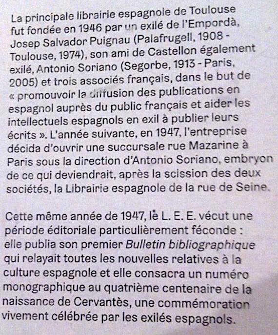 La librairie L.E.E. ou l'ouverture à la culture (1946-1973)