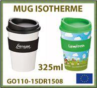 Mug isotherme 325 ml