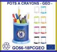 Pots à crayons Géo à partir de 30% de plastique recyclé