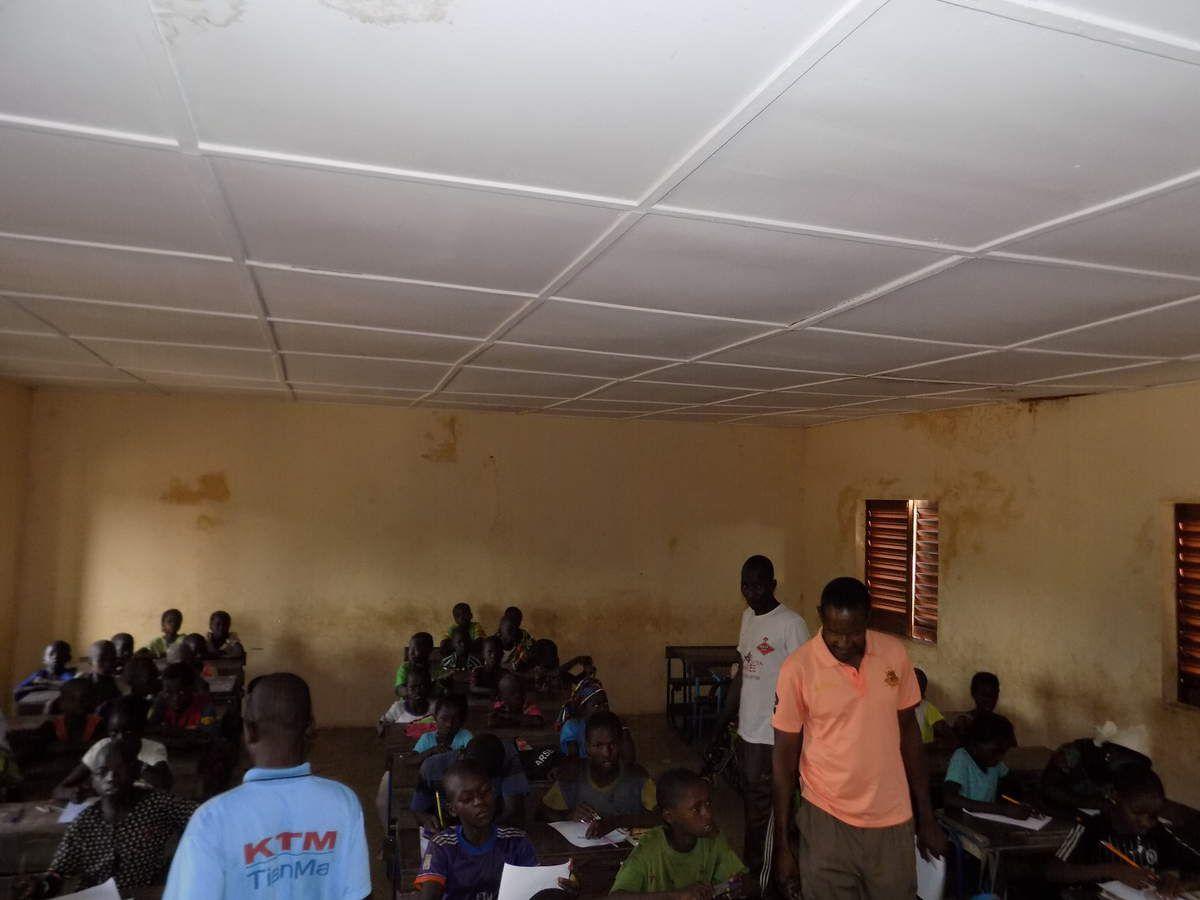 Partenariat avec l'Ecole Charles Perrault de la Sicaudais