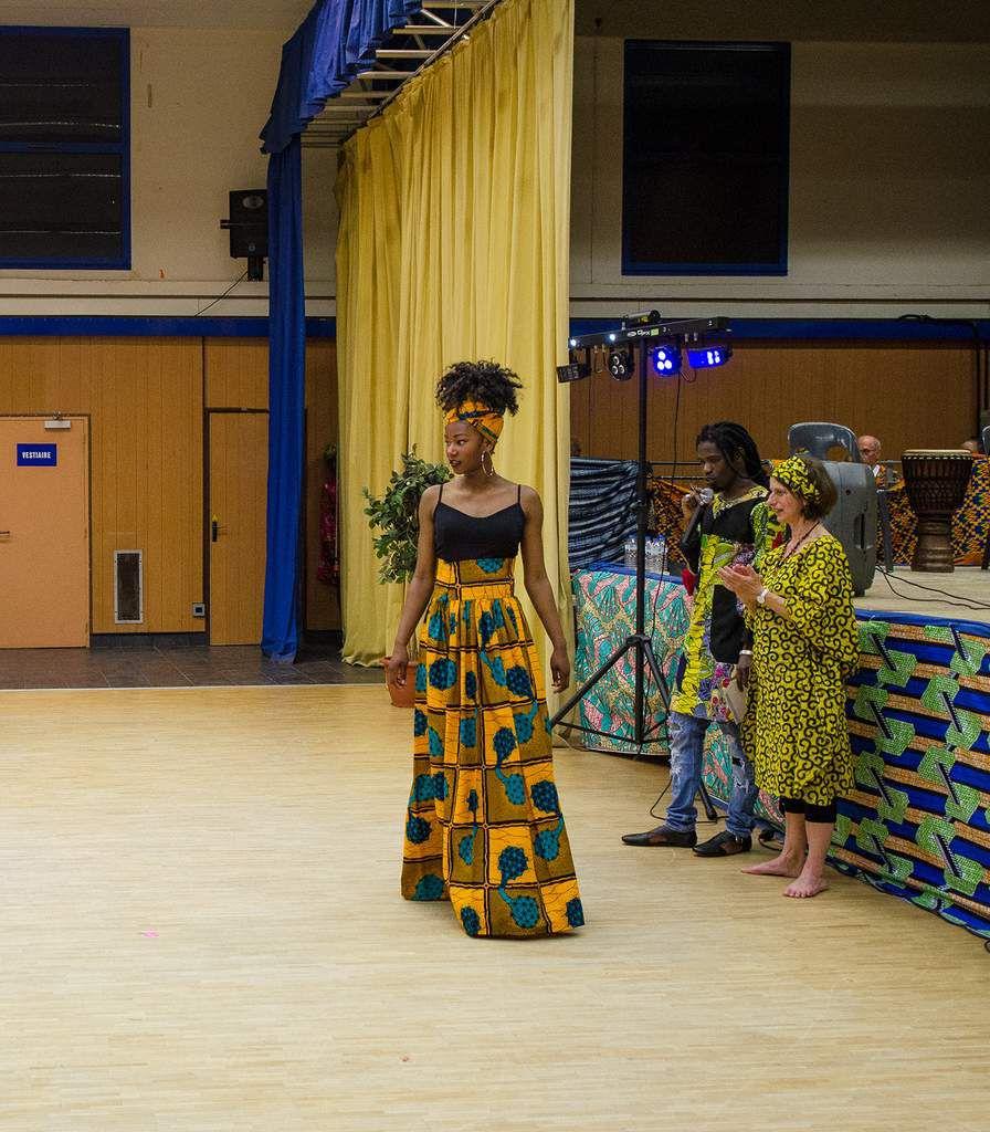Soirée Africaine à Paimboeuf - Afro World Musique