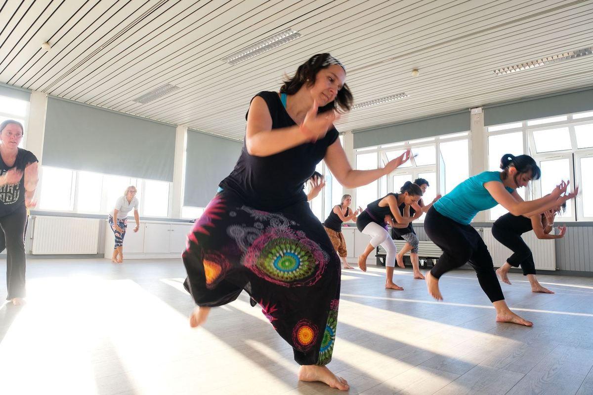 Reprise des cours de Danse et de Percussions saison 2019-2020