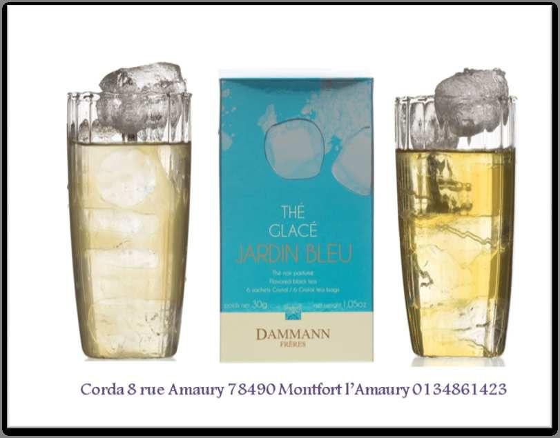 dammann thé glacé