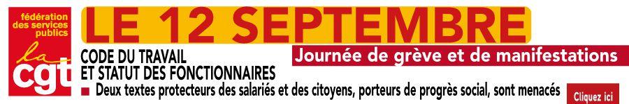 Déclaration de la CGT Fonction publique au CCFP du 10 juillet présidé par le ministre M. DARMANIN