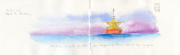 Scans aquarelles
