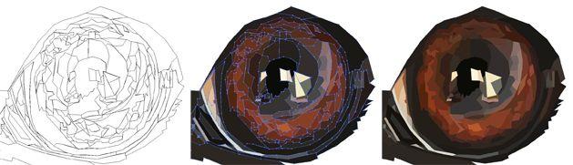 Illustration vectorielle canine