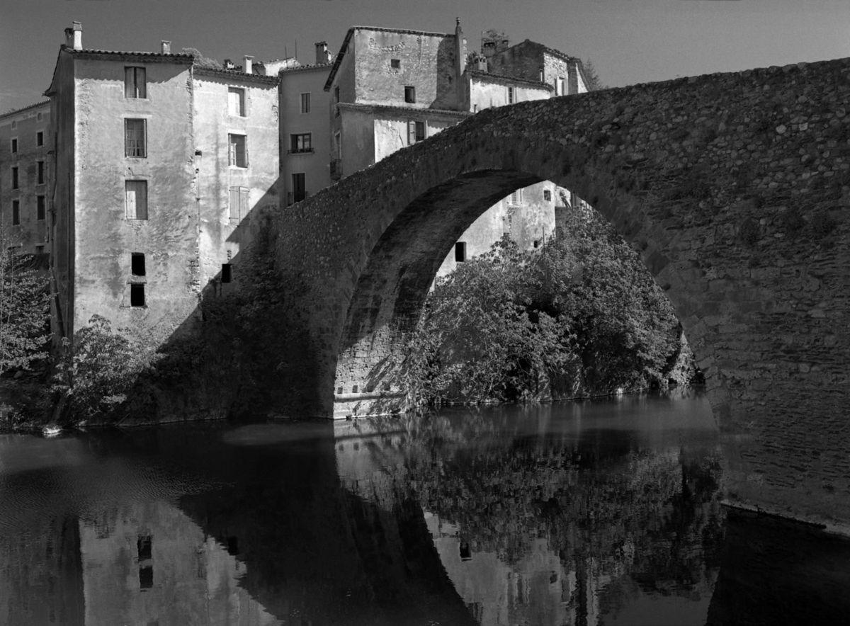 Le Vigan, le vieux pont