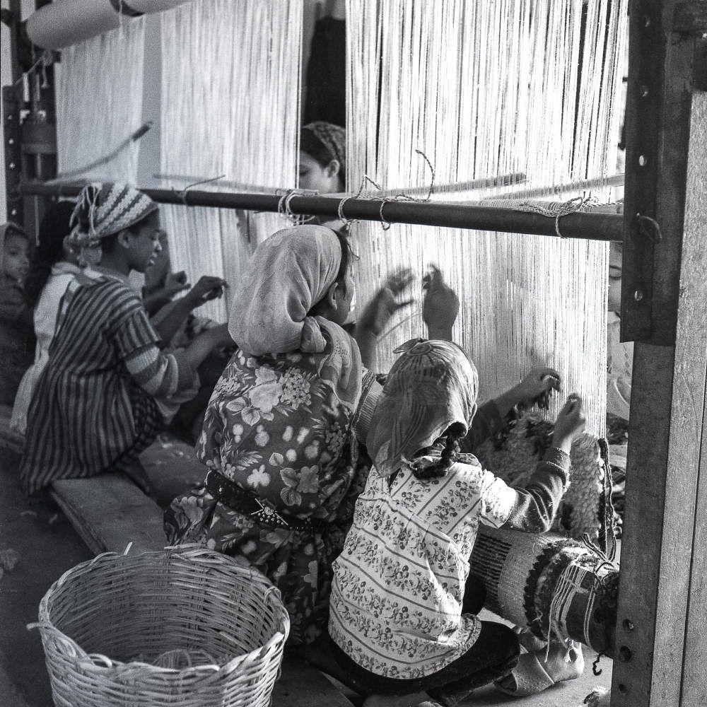 Le Maroc en 1970, par Rosine Mazin