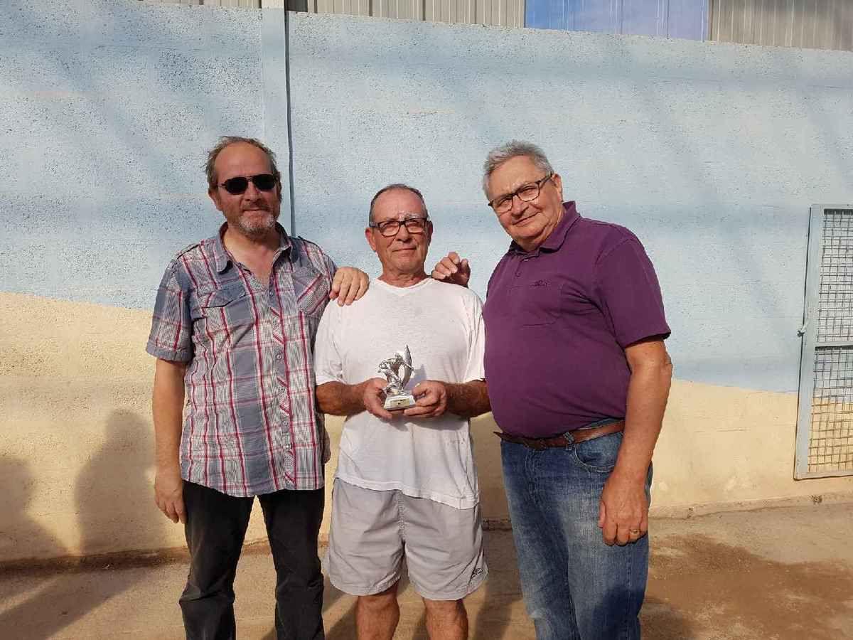 Concours de la municipalité du Club Bouliste Railois