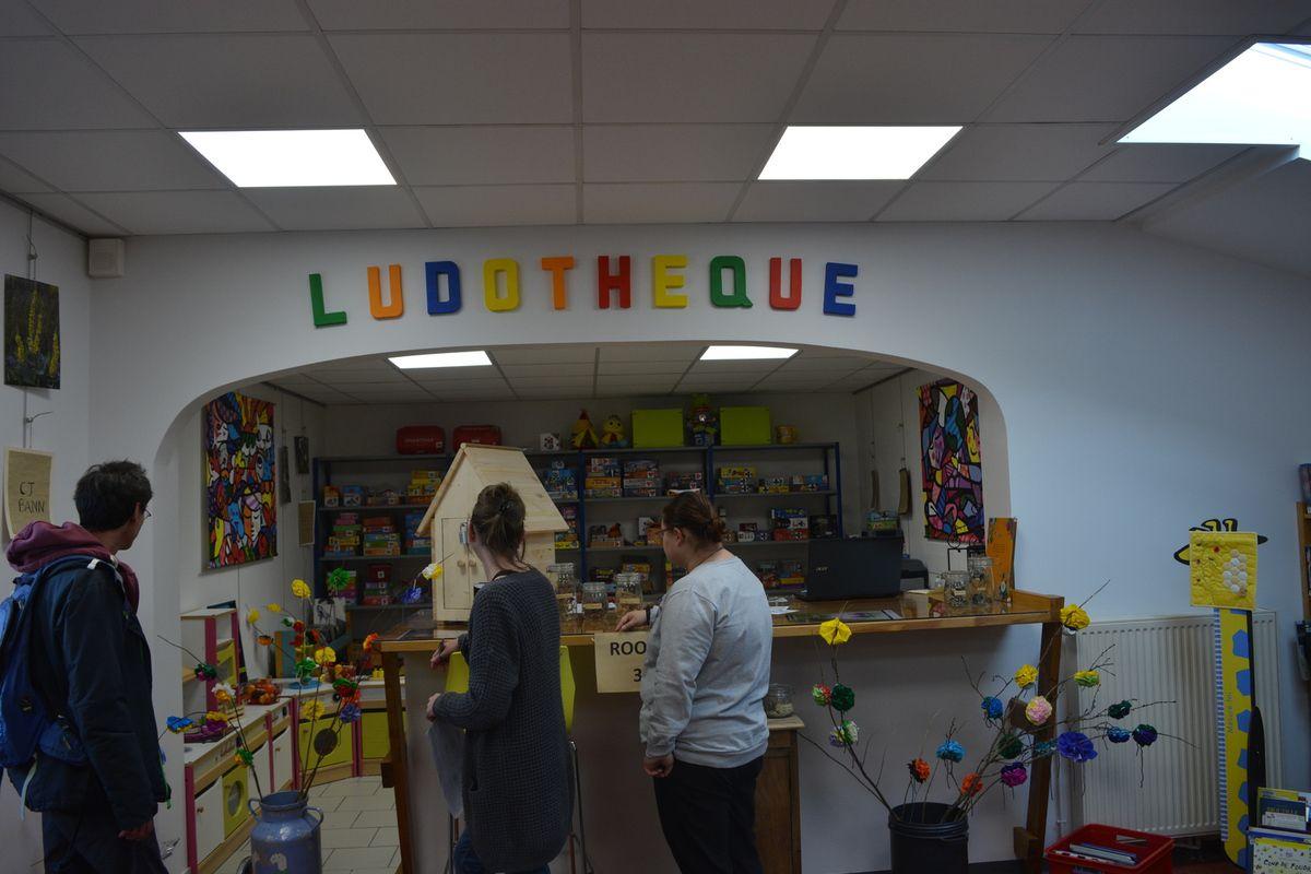Grand Escape Game en famille à la bibliothèque - ludothèque de Rai