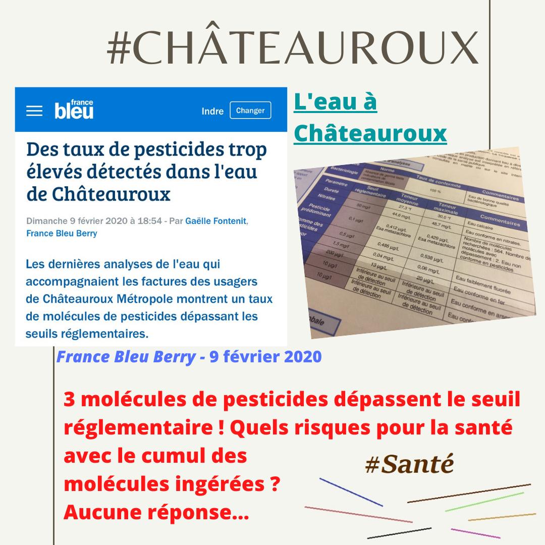 Santé : Châteauroux, 1er désert médical urbain en France ?