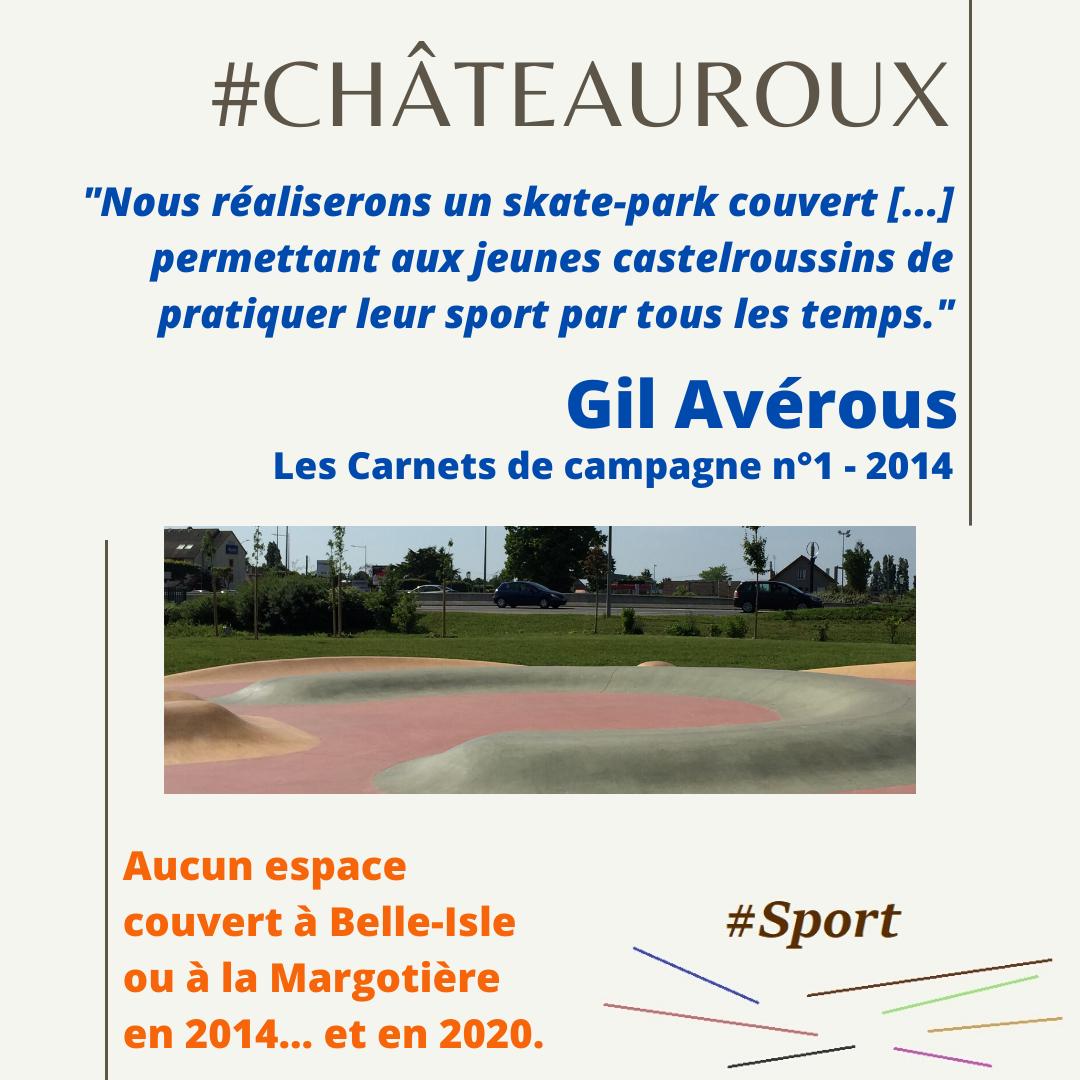 Sport : Balsanéo à Châteauroux, échec sportif et fiasco financier !
