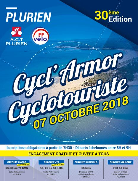 La Cycl'armor 2018.