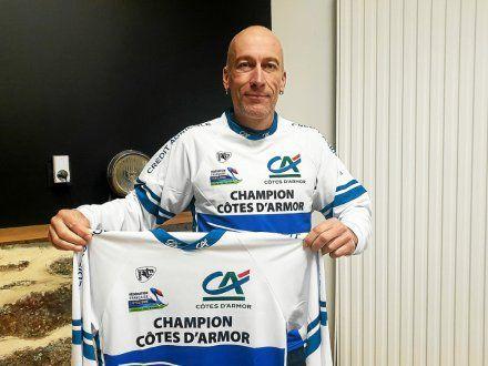 Jérôme, Double Champion !