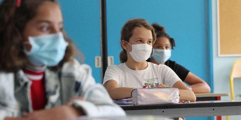 Les collégiens du Val-d'Oise doivent recevoir des masques pour la rentrée