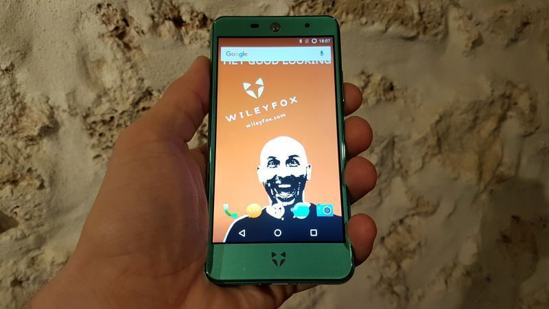 [TEST] Wileyfox Swift 2X