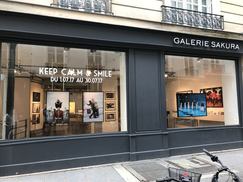 Galerie Sakura, Keep Calm and Smile