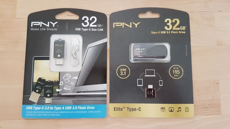 PNY UCD10, PNY Elite Type-C 3.1 Flash