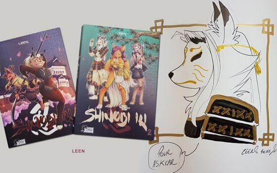 Soyez les premiers à lire Shinobi Iri