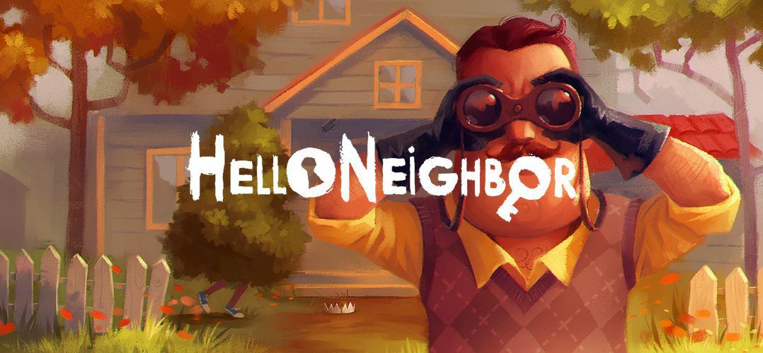 Le voisin de Hello Neighbor