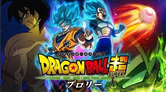 Dragon Ball Super : Broly à Aubenas