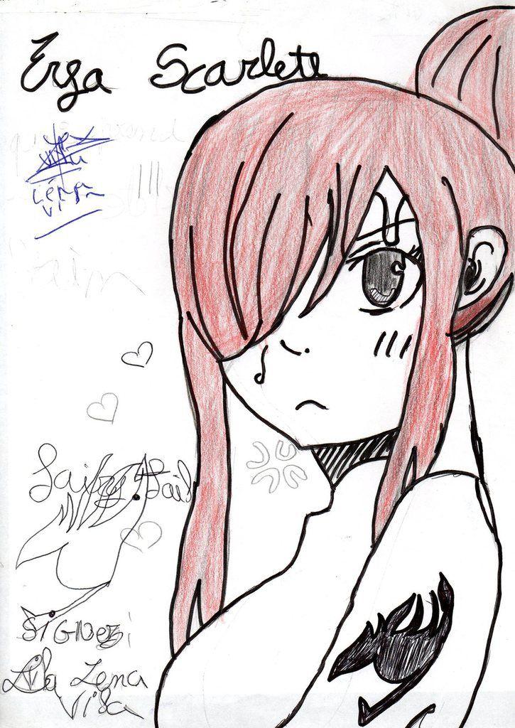 Un dessin de Léna