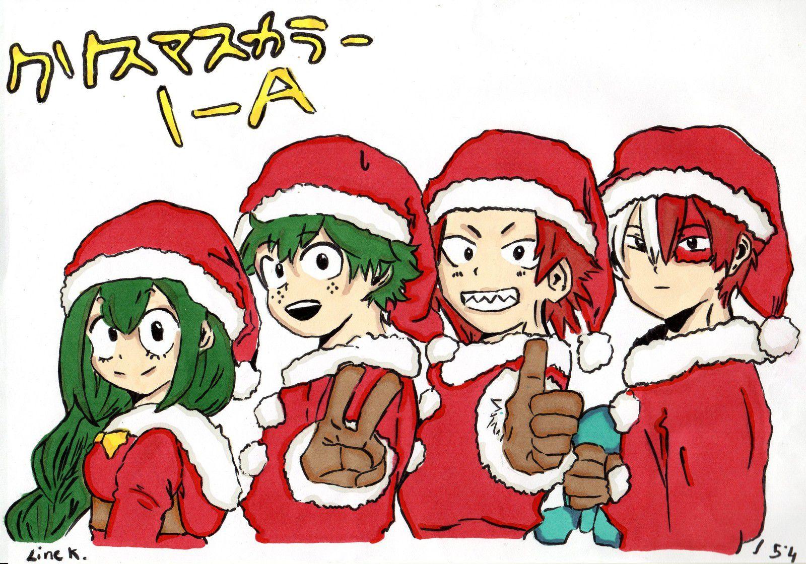 Manga-Noël : le vote