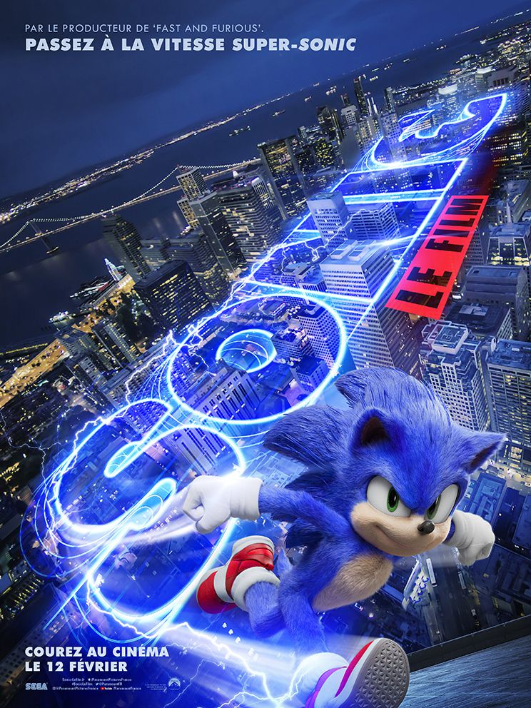 Concours Sonic