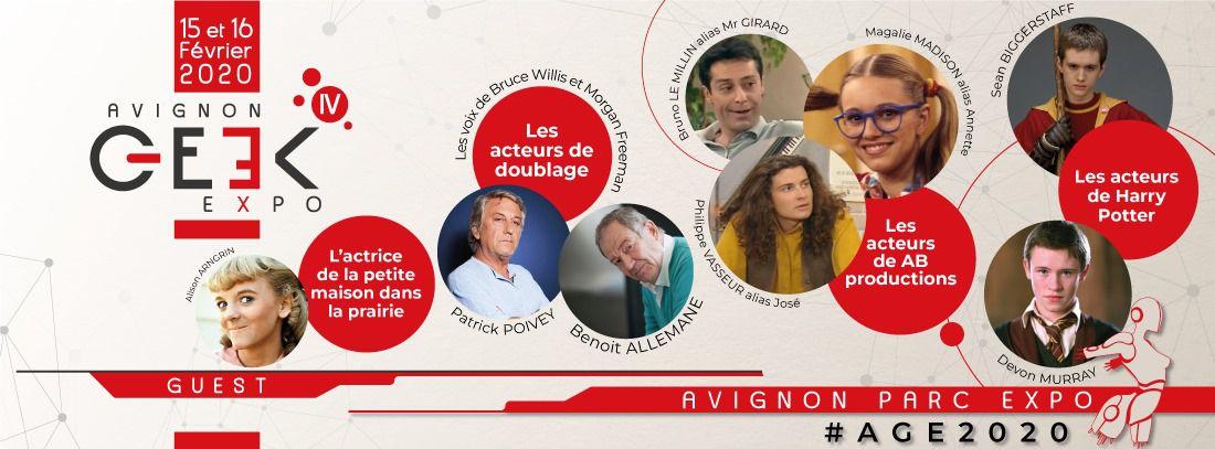 Avignon Geek Expo 2020
