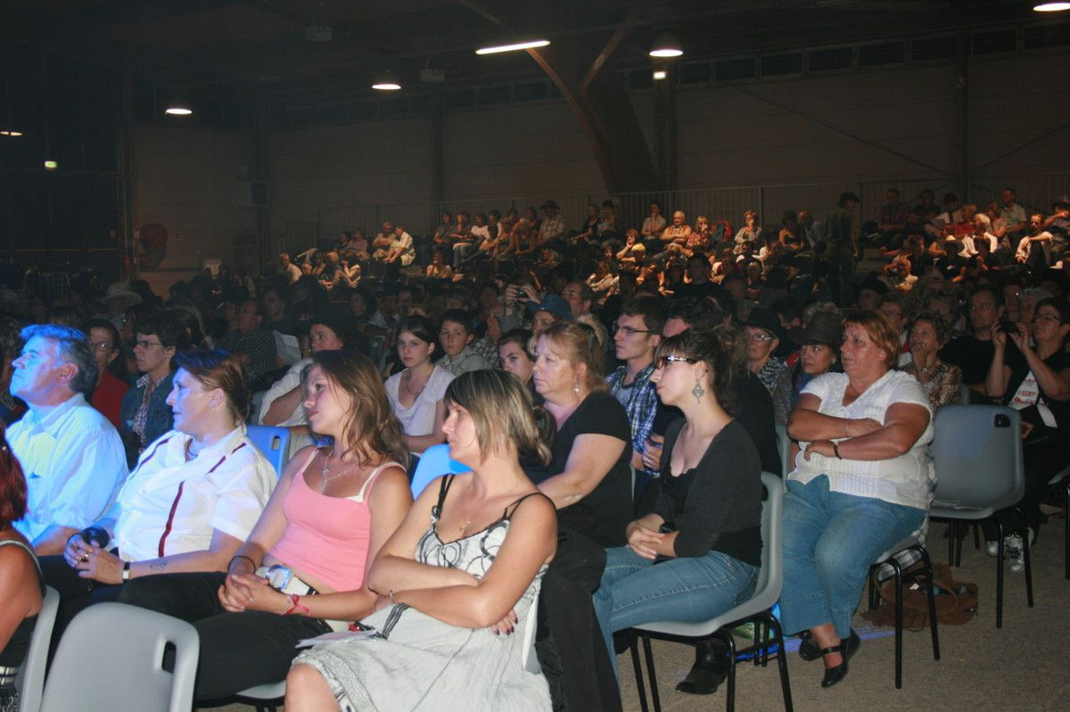 Country show  Chalon sur Saône