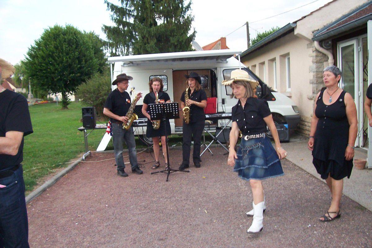 Fête de la musique St Ambreuil