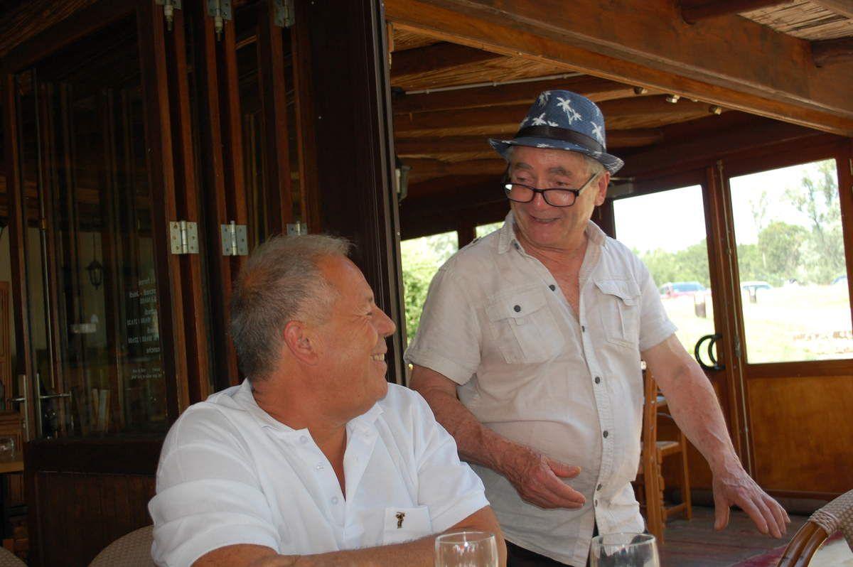 2019 - AG +repas de fin d'année restaurant de Laives