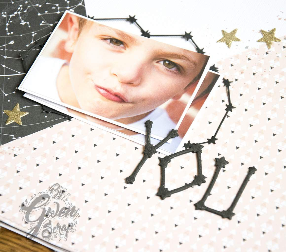 Sketch + page : You {DT DIY & Cie}